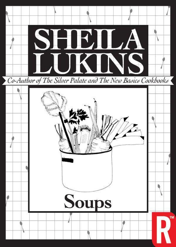 Soups(Sheila Lukins Short eCookbooks)