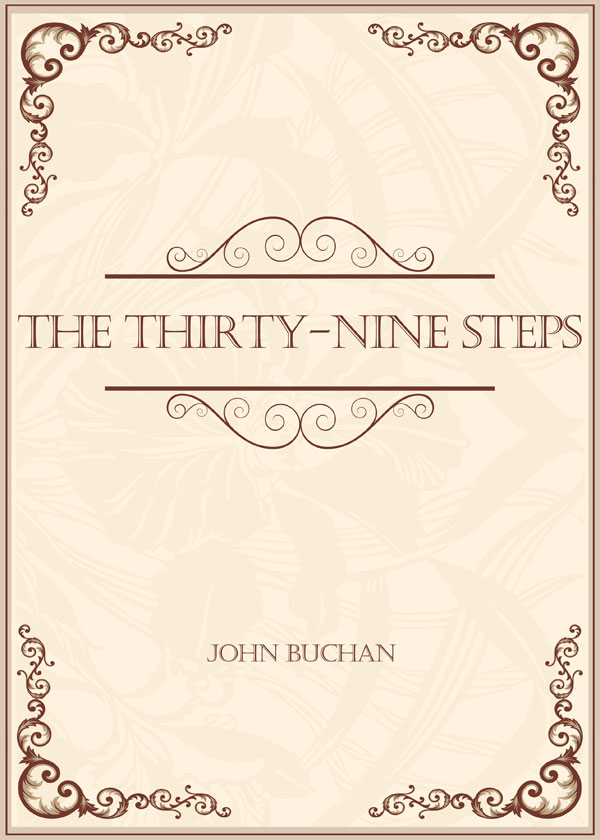 The Thirty-Nine Steps(三十九级台阶)