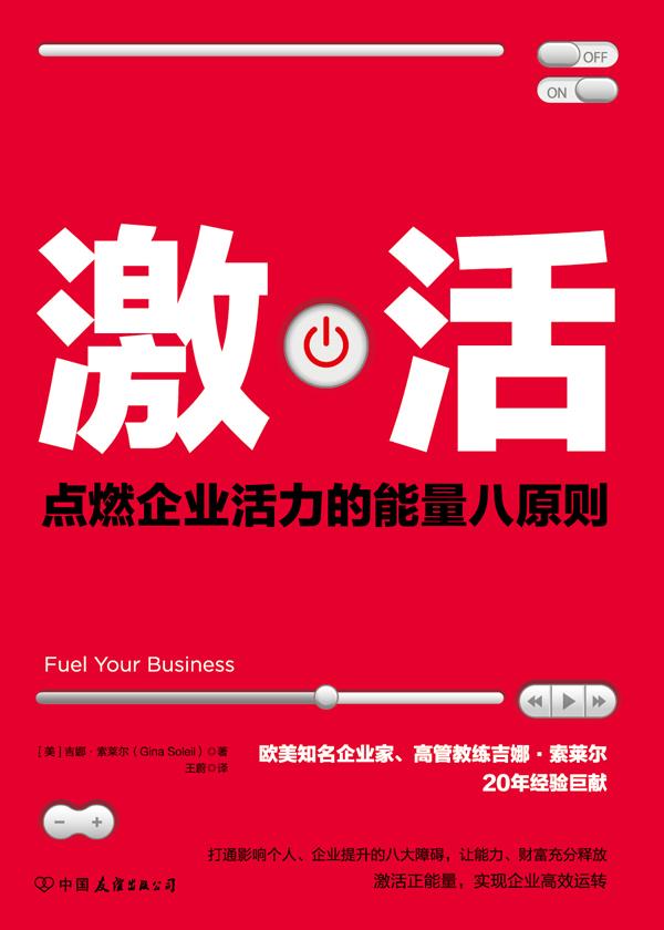 激活:点燃企业活力的能量八原则
