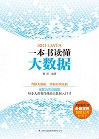 一本书读懂大数据   PDF电子书下载