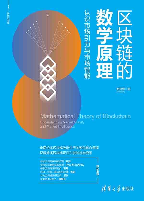 区块链的数学原理:认识市场引力与市场智能
