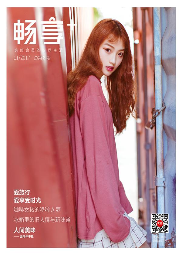 畅享+2017.11月刊(总第2期)