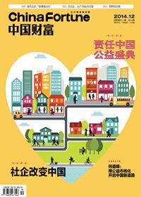 《中国财富》2014年12月刊