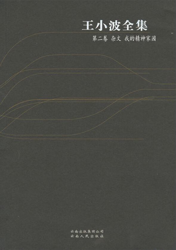 王小波全集·第二卷:杂文