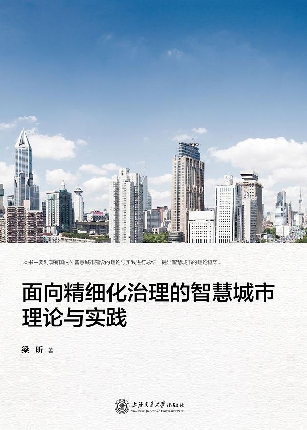 面向精细化治理的智慧城市理论与实践