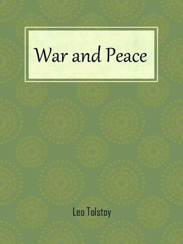 战争与和平(War and Peace)