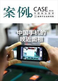 案例:中国手机的晚近面相(第31辑)