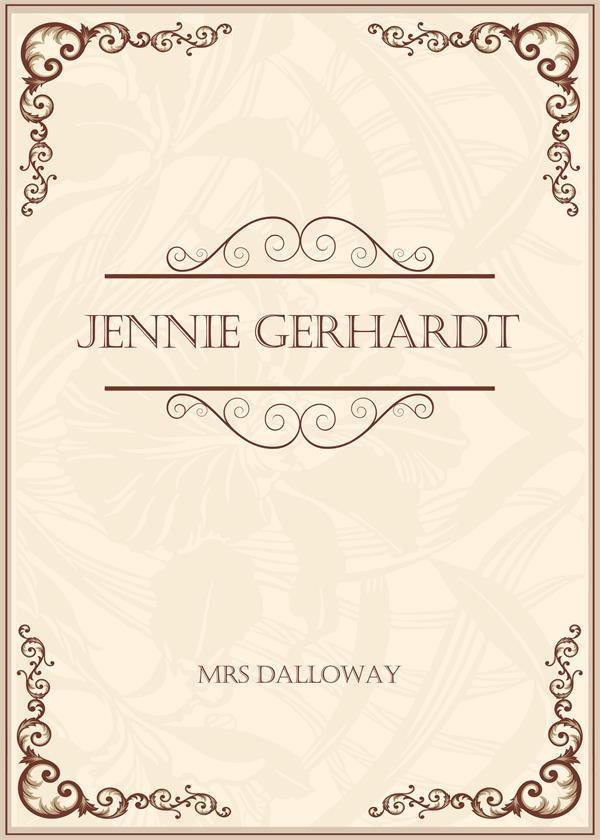 Jennie Gerhardt(珍妮姑娘)