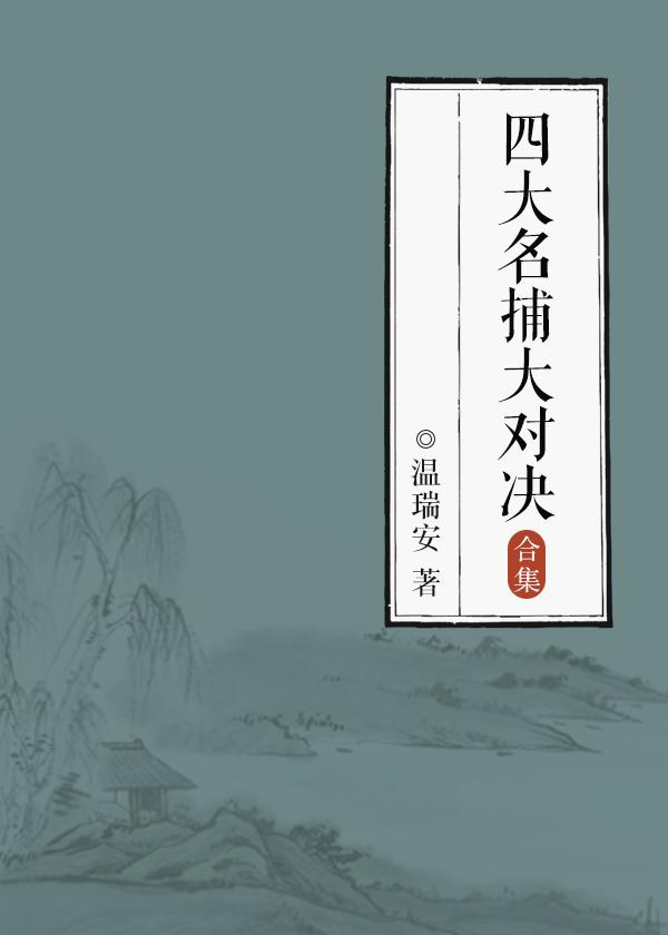 四大名捕大对决(共14册)
